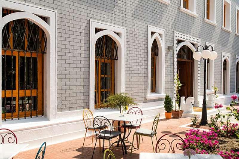 A for art design hotel limenas thassos wird 2018 ber for Kleine designhotels